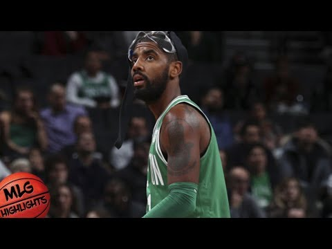 Kyrie Irving (16 pts, 6 ast) vs GS Warriors / Week 5 / Celtics vs GS Warriors