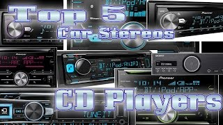 Top 5 Car Stereo CD players of 2016