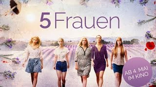 5 Frauen | Offizieller Trailer HD | Jetzt im Kino