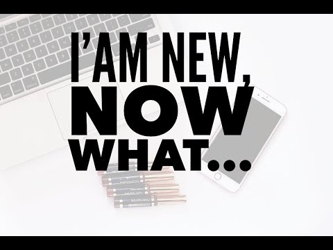 I'm a New SeneGence Distributor...Now What?