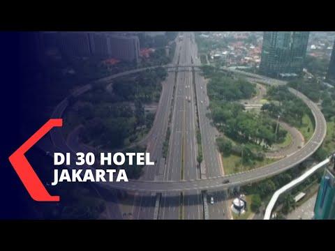 Otg Corona Isolasi Mandiri Di 30 Hotel Jakarta Youtube