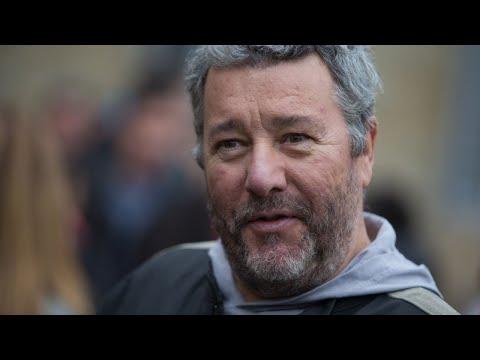 Drôle de rencontre du 21 août 2017 avec Philippe Starck