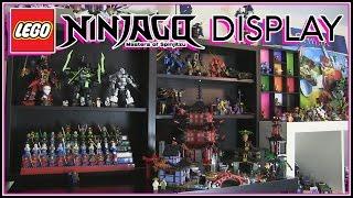 LEGO Ninjago Collection & Display Update