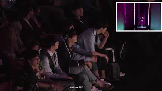 Download 180520 BTS reaction to Khalid & Normani @BBMAs