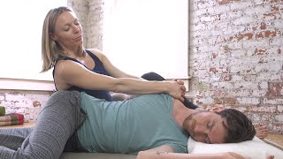 Thai for Two: Thai Massage with Karyn Stillwell (Promo)