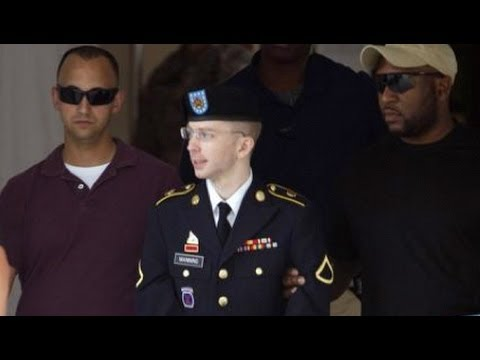 Ann Wright on Chelsea Manning Being Sentenced to 35 Years in Prison