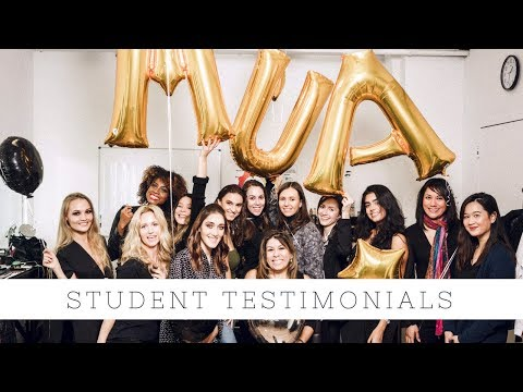 Students share their Nina Mua Experience - Makeup School NYC Review