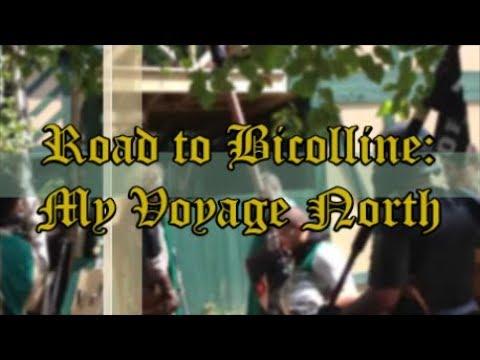 Road to Bicolline: My Voyage North (1017)