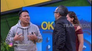 PANIK, Vicky Ngrayu Mona Ratuliu, Indra Brasco Datang | OKAY BOS (05/11/19) Part 2