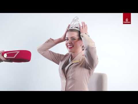Learn Scottish Slang with Miss Scotland 2018 | Emirates Airline