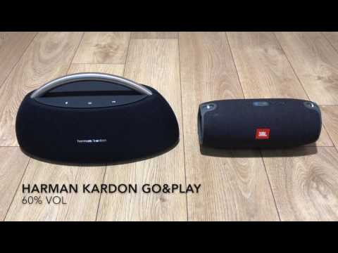 JBL Boombox Vs Harman Kardon Go+Play - Gear Gadgets and …