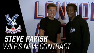 STEVE PARISH | Wilf's New Contract