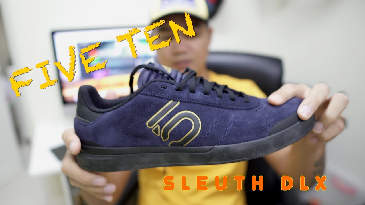 adidas five ten sleuth dlx mtb shoes