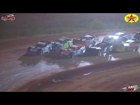 Southern All Stars @ I-75 Raceway   Feature + Top 3 interviews (9-21-19) - dirt track racing video image