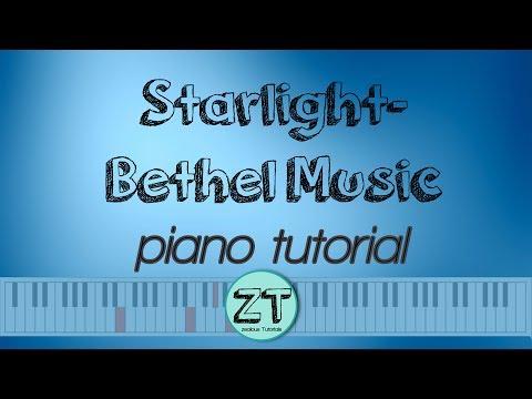Starlight Bethel Music- Piano Tutorial