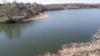 Здесь рыбы-НЕ МЕРЯННО ! Река Упа,Советское водохранилище !
