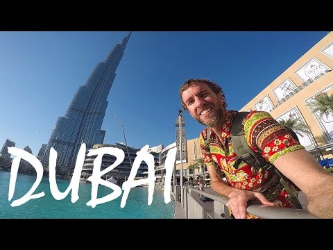 How Expensive is DUBAI? High Tech City in the Middle East