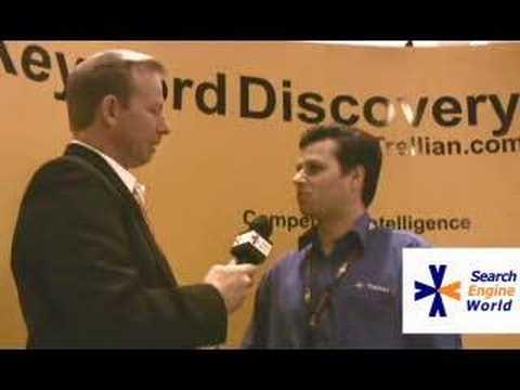 David Warmuz of Trellian on Domains, SEO, Keywords & Domains