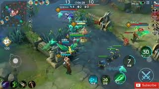 Warsong - Game Moba 5v5 Battle Best Graphics