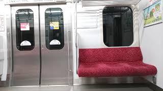 相鉄線10000系(10704F)E231 VVVF音