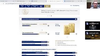 Jak prosto inwestować w fizyczne złoto z partnerami gwarantującymi bezpieczeństwo i elastyczność?