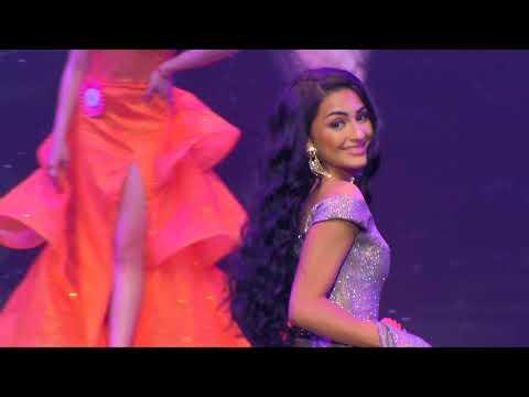 Kalli Mejia - Evening Wear  - Miss California USA 2020 – Finals