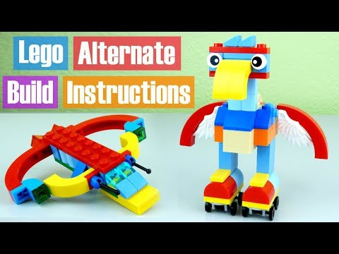 LEGO Build Bigger Thinking (10401) Alternate Builds | Victor Loves Toys!