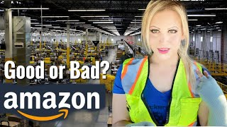 What it's Like to Work at Amazon