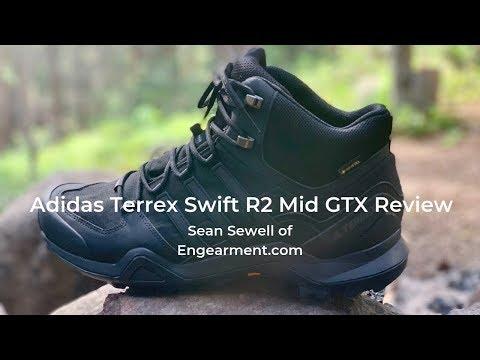 amplia selección de colores venta más barata ventas al por mayor Adidas Terrex Swift R2 Mid GTX Boot Review - Sean Sewell of ...