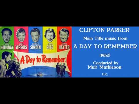 A Day To Remember 1953
