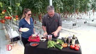 Vine to Table: Cooking with Fresh Ontario Tomatoes