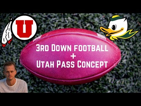 Football Breakdown with Max Browne: 3rd Down Football