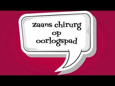 Ben Mak - Zaans Chirurg Op Oorlogspad - Zaanse Monologen