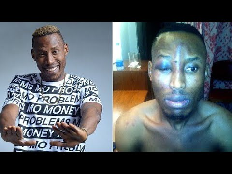 Nigerian singer Mr 2Kay Robbed and Held at gunpoint by Thieves!