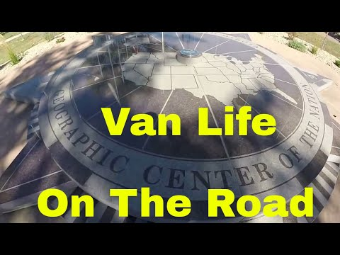 Van Traveling: Theodore Roosevelt National Park to Rapid City SD