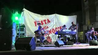 Valentina Locchi Allu sciardinu live, Tavernelle, PG, 23 agosto 2014