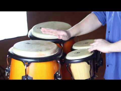 Conga / bongo solo   BongoboyUK