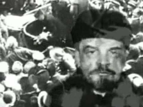 """Λένιν Τρότσκι Μπολσεβικισμός  και """"επανάσταση""""  Part 2"""