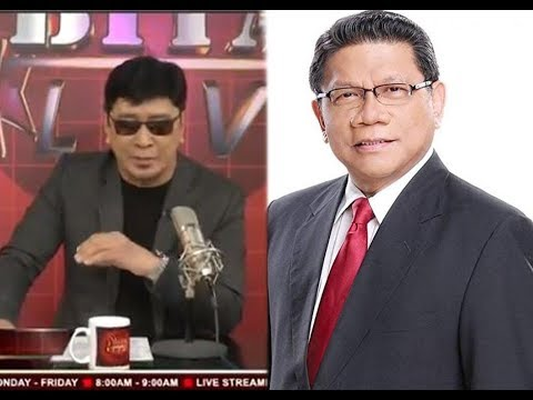 "Ben Tulfo: ""Kuya Mike, I surrender! My prayers for you!"""