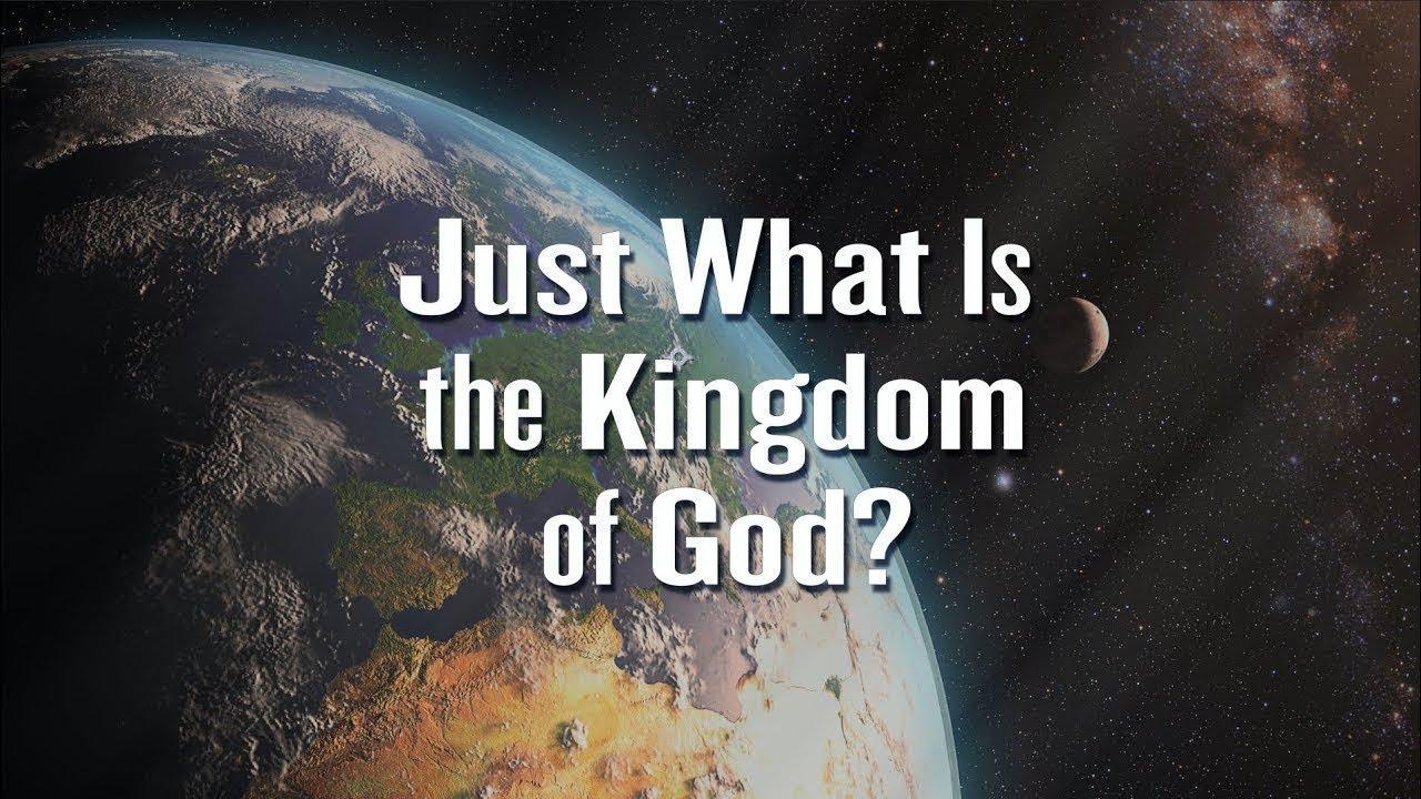 A REAL KINGDOM MESSAGE