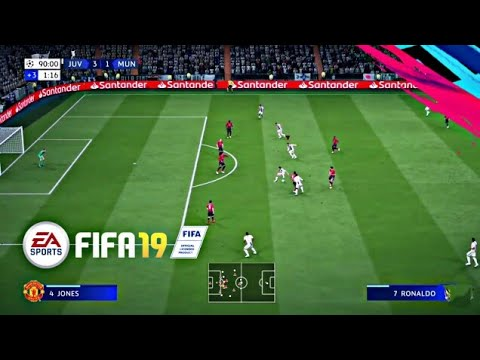 FIFA 19 ANDROID OFFLINE Best Graphics [MOD FIFA 14] by Texnostop
