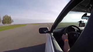 Buttonwillow 13CW with Next Level Racing on 01/20/19 | Sunset Spin | 2004 BMW 330i