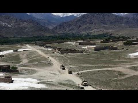36 ISIS militants dead in Afghanistan strike