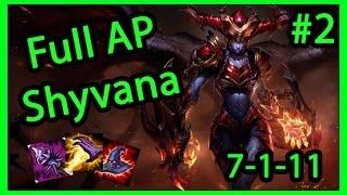 Full AP Shyvana Jungle (S5) - Breach the Meta