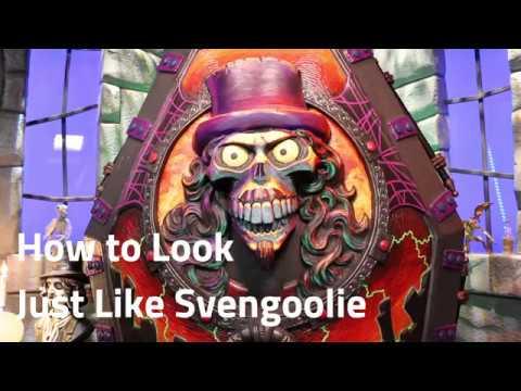 Svengoolie Makeup How To Look Like
