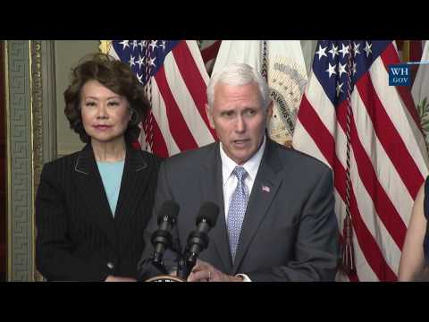 VP Pence Celebrates Asian American and Pacific Islander Heritage Month - Full Speech