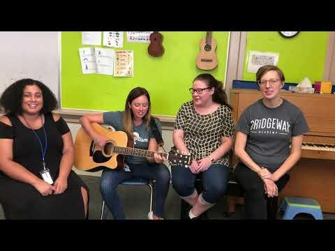 Bridgeway Academy's Goodbye Song - 2019