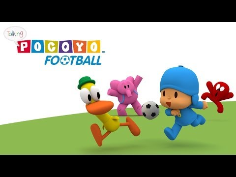 Talking Pocoyo Football For Pc - Download For Windows 7,10 and Mac