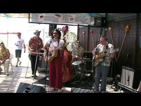 Screamin' Festival 2010, Lynette Morgan & the Blackwater Valley boys