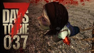 🔨 7 Days to Die [037] [Keine Arme keine Kekse] Let's Play Gameplay Deutsch German thumbnail